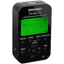 YONGNUO YN-622N-TX i-TTL Wireless Flash Controller for Nikon D70, D70S, D80, D90, D200, D300S, D600, D700, D800, D3000, D3100, D3200, D5000, D5100, D5200, D5300, D7000, D7100Cameras