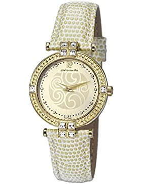 Pierre Cardin-Damen-Armbanduhr Swiss Made-PC107042S02