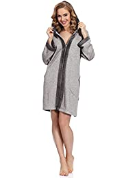 Merry Style Albornoz para mujer Modelo 532