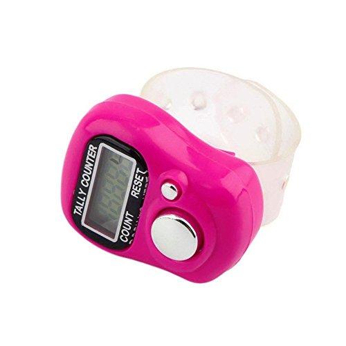 Sungpunet comodo mini elettronico digitale contatore anello Golf DIGIT marcapunto LCD contatore manuale