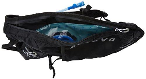 Dare 2B Torrent 10 Liter Hydro Rucksack (1,5 Liter Wasser Kapazität) Schwarz