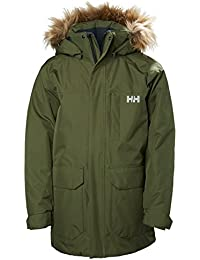 Helly Hansen Jr Felix Parka Graphite Blue (Kids)