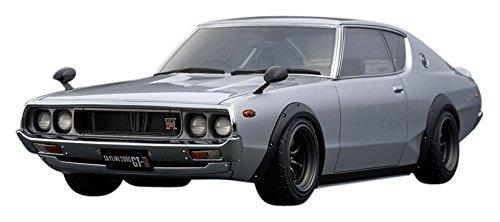 17ec65501c3ee ignition model 1 / 18 Nissan Skyline 2000 GT-r (KPGC110) Silver