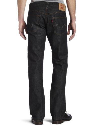 Levi's Herren Jeans 501 Original Straight Fit Blau (Levi's Marlon 0162)