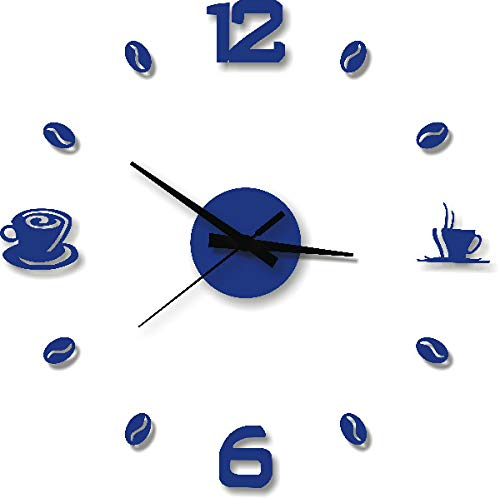 Wanduhr Kaffeetasse 34x34