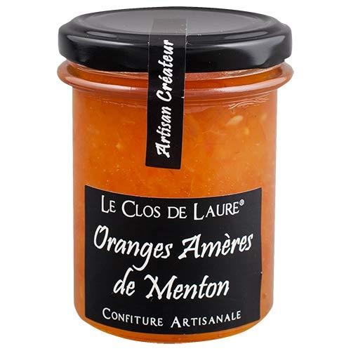 Le Clos de Laure, Provencalische Orangen-Marmelade, 220g.
