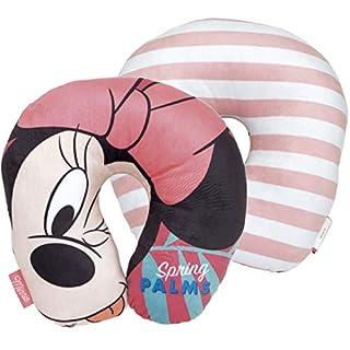 Artikel und Design Textil, S.A Nackenkissen Disney Minnie 33 x 33 cm
