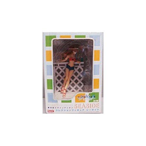 Neon Genesis Evangelion Collection Figure Seaside Asuka [one piece of article] (japan import)