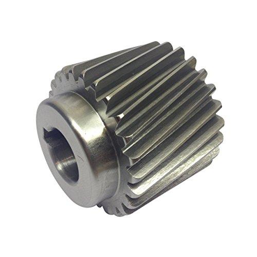 Stahl Motorritzel Gear für Crypto Peerless C28Sparschäler 5/8ths Schaft. - 2