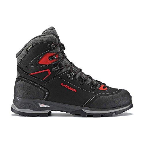 Lavaredo Chaussures Rosso Nero Trekking Lowa 701 Da Gtx wZdET