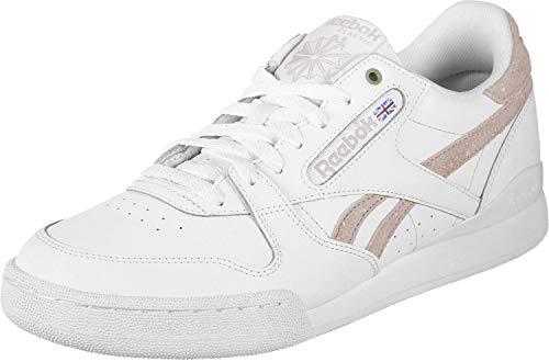Reebok Herren Sneakers Phase 1 Pro Mu weiß 44 Reebok Tennis Hat