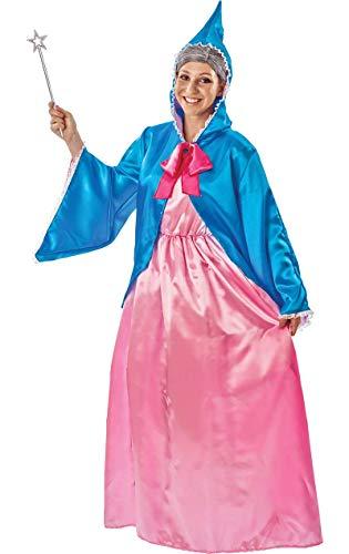 Disfraz para Adulto Hada Madrina de Lujo