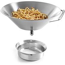 Escurridor para fritura: patatas fritas, galletitas, churros