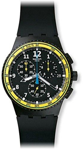 Swatch Orologio al Quarzo Unisex Sifnos 42 mm