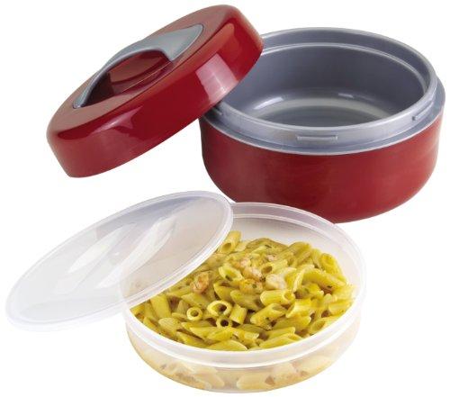 Metaltex - contenitore per alimenti isolato poseidon, 1,5 litri