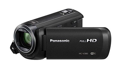 7. Panasonic HC-V380