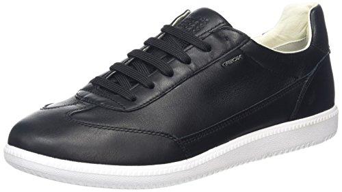 Geox Herren U Keilan B Sneaker Schwarz (nero)