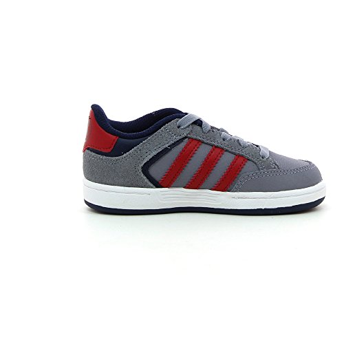 adidas Originals Varial I, Baskets mode mixte enfant Gris (Gris/Roupui/Blnaco)
