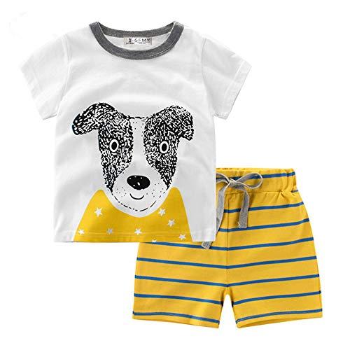 CM-Kid Boys Pyjamas Toddler Summ...