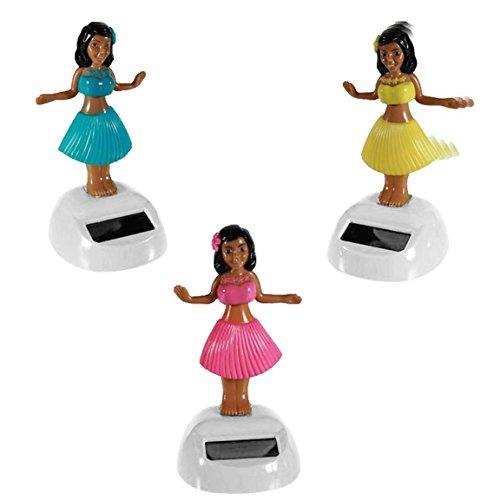 Figura-mvil-solar-rana-con-corona-oso-de-peluche-bho-flores-flores-Mini-girasol-mariposa-esqueleto-pingino-para-ventanas-coches-oficinas-escritorios-Hula-Girl