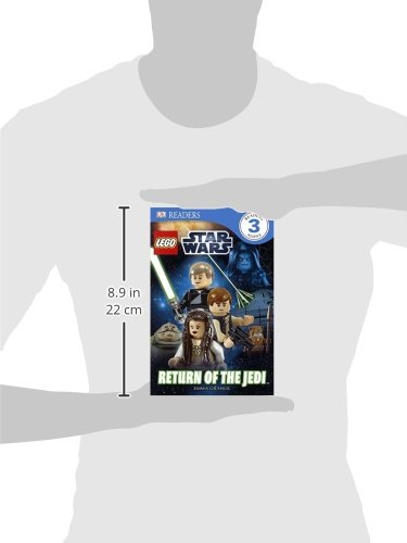 The Return of the Jedi (Dk Readers, Level 3)