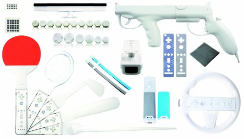 Wii 38 in 1 Zubehör Set