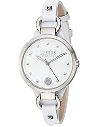 Versus by Versace Analog White Dial Women's Watch - SOM01 0015