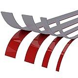 Steigner Doppelseitiges Acrylschaum Klebeband beidseitig 3 m SK01-G-15 Spiegel-/Montage-/Doppel-/Schaumklebeband 1.2 x 15 mm Acryl Industrie Isolierklebeband Tape, grau, 1 Stück, 52694955