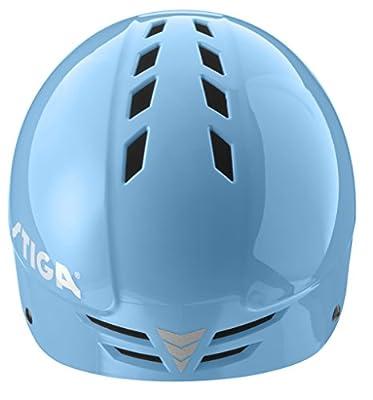 Stiga Kinder Play Helm, Blue, M/52-56