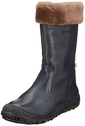 Bisgaard Mädchen 60621218 Hohe Stiefel, Blau (603 Blue), 33 EU
