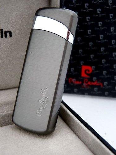 Pierre Cardin Edel Feuerzeug Farbe Titan