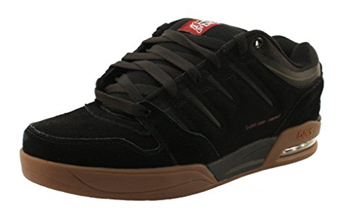 <span class='b_prefix'></span> Dvs Tycho Kg Mens Nubuck Leather Trainers