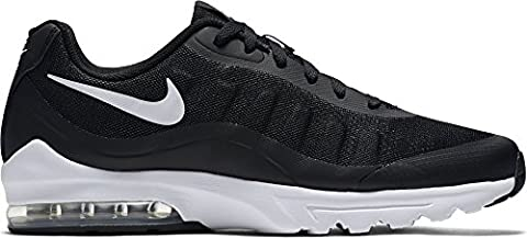 Nike Air Max Invigor, Chaussures de Running homme, Multicolore (Black/white), 42 EU