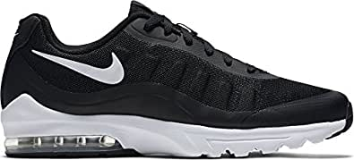 Nike Men s Air Max Invigor Running Shoe Black White 8 D(M) US  Buy ... 6936f97da4a3