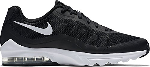 Nike Air Max Invigor, Herren Laufschuhe, Schwarz (Black/White 010), 46 EU (Air Max Fall)