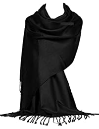 GFM® Pashmina Style Wrap Scarf - All Seasons - Twill Weave Soft - B9