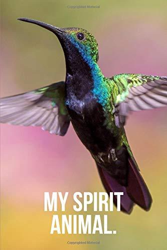 My Spirit Animal: Hummingbird Journal Hummingbird Fish