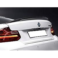 Original BMW M2 F87 Coupé M Performance Alerón Trasero de carbono – sin pegamento