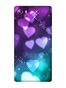 High Quality Printed Designer Back Cover For Micromax Canvas 5 E481