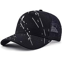 Vinteen Sombrero de Cap Hombre Malla de Verano Sombrero de Graffiti Gorra  de Béisbol Ocio Femenino 1de8d31c6cb