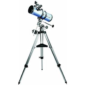 Skywatcher Skyhawk-114 Télescope de Newton catadioptrique Argenté 114mm f/1000
