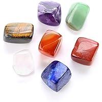 Chakra-Kristall-Heilungs-Set, Chakra-Kristall, Chakra-Yoga-Energie, 7 Chakra-Steine preisvergleich bei billige-tabletten.eu
