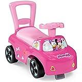 SMOBY 720516–Patín de Minnie Auto Vehículo