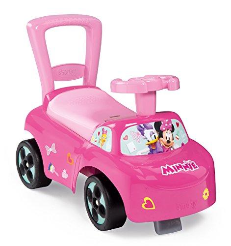 Smoby Toys- 720516- Minnie, Porteur Enfant Auto