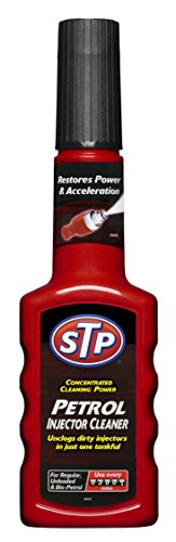 STP 200ml Petrol Injector Cleaner