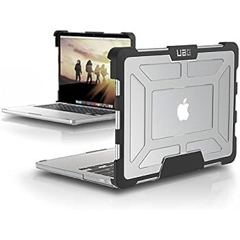 """Protection UAG Pour Macbook Pro 13"""", Composite Poids Plume [COULEUR GLACE], Conforme Aux Tests"""