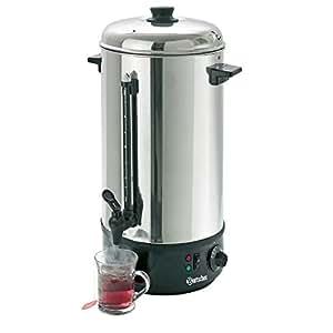 Distributeur d'eau chaude 10 Litres / machine à vin chaud