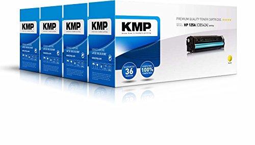 Preisvergleich Produktbild KMP 0 Toner ersetzt Brother TN-135BK/TN-135C/TN-135M/TN-135Y, schwarz/cyan/magenta/gelb