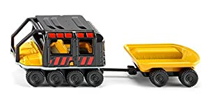 SIKU 1679 vehículo de Juguete - Vehículos de Juguete (Negro, Rojo, Amarillo, Coche, Metal, 1 Pieza(s))