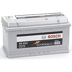 Bosch S5013 Batterie de Voiture 100A/h-830A